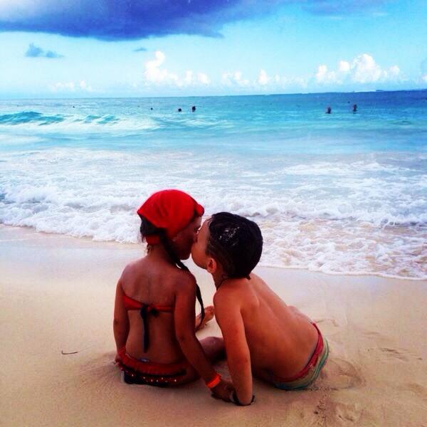 Доминика.  Пунта-Кана  декабрь  2013