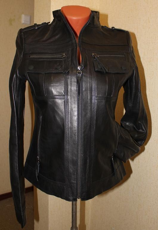 Куртка Кожаная Интернет Магазин