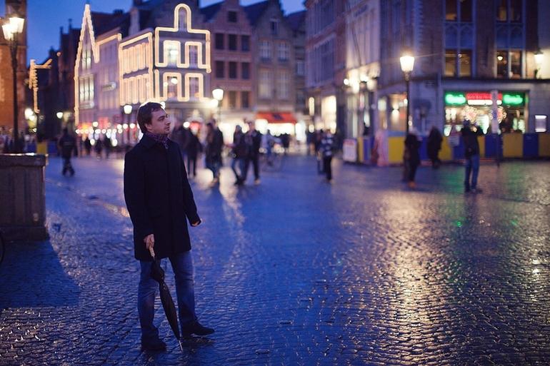 Выходные в Брюгге