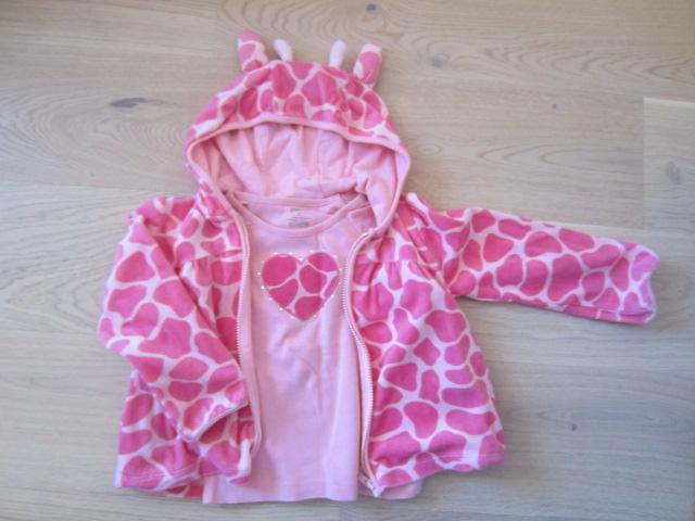 Пакет  одежды  джимбори  для  девочки  БУ  на  4  года