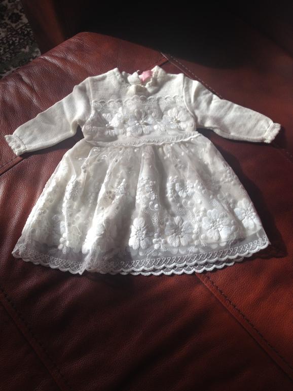 Choupette  платье на выписку