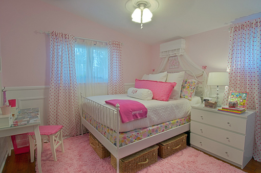 for 5 year girl bedroom ideas