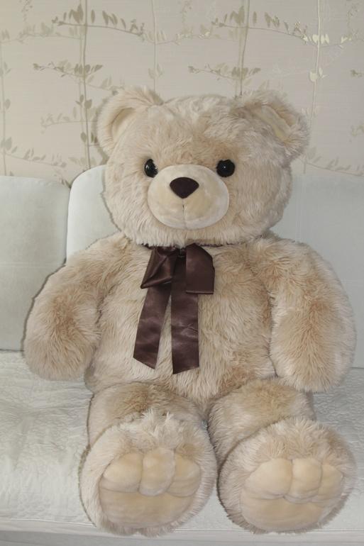 Медведь 120 см Aurora б/у