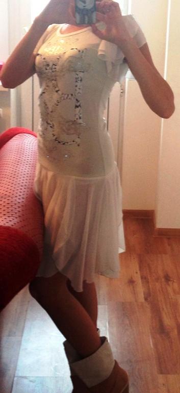 Воздушное платье GIZIA , размер S