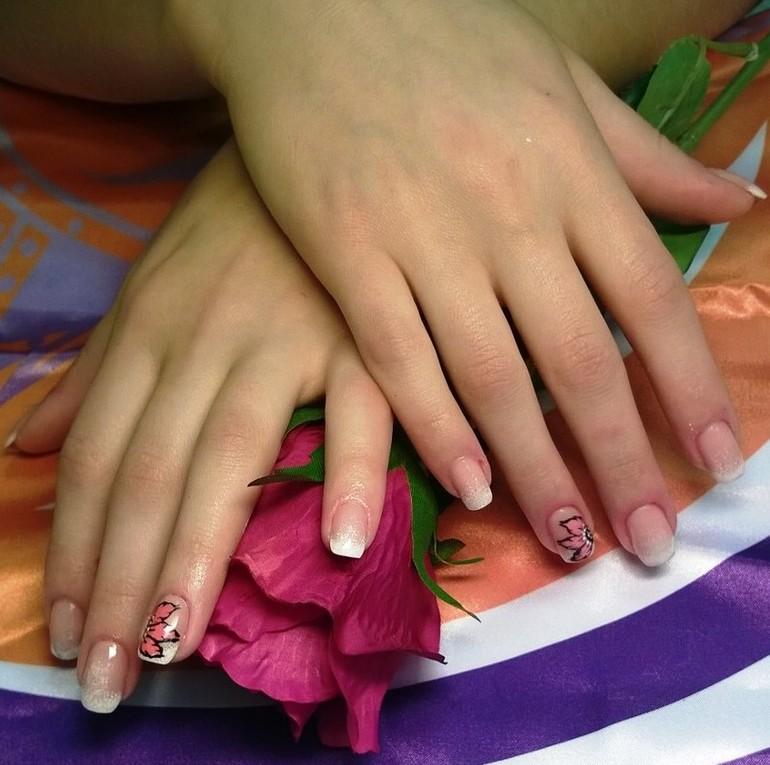 Аллергия при наращивании ногтей гелем