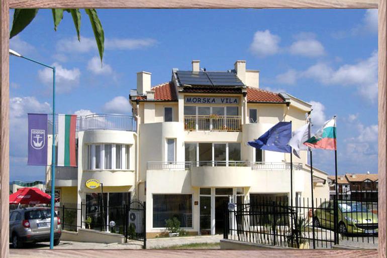 Аренда. Семейный отель Morska Villa