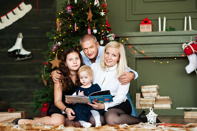 Наши новогодние фотографии с фотосессии :)))  для позитива!