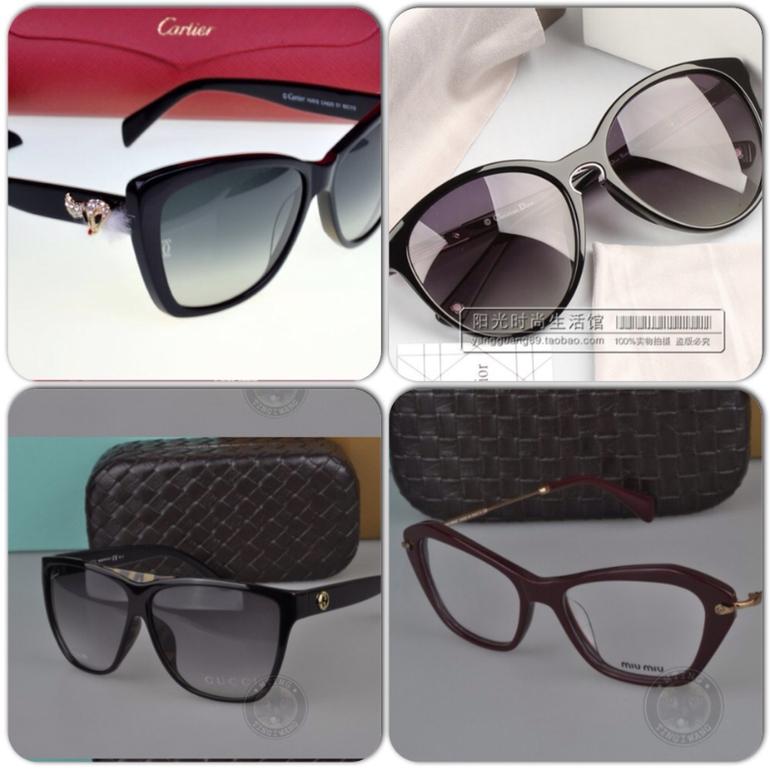 Очки , бренды 2014