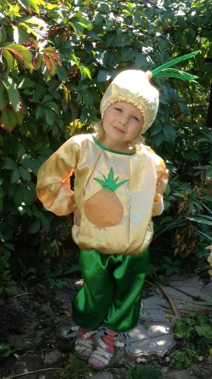 Детские Карнавальные Костюмы Овощи Черновцы Чеснок