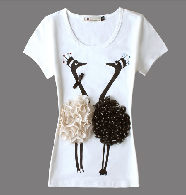 Декорировать футболку своими руками