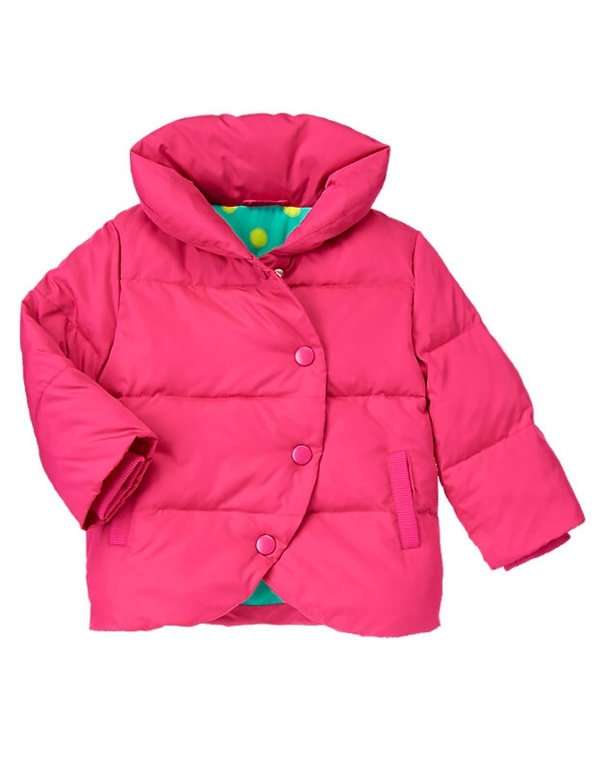 Куртка  Gymboree  на  девочку  1-2  лет