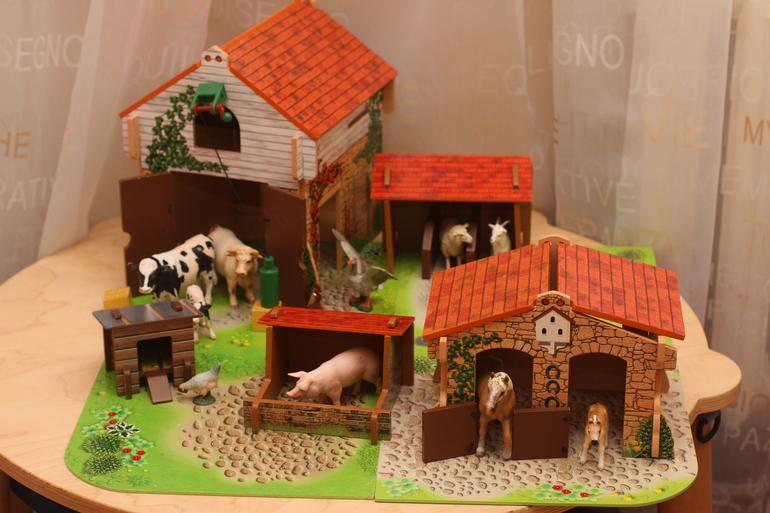 Ферма для игр своими руками