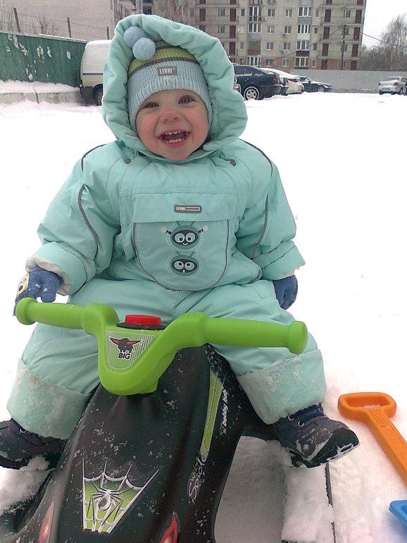 Зимушка зима:)
