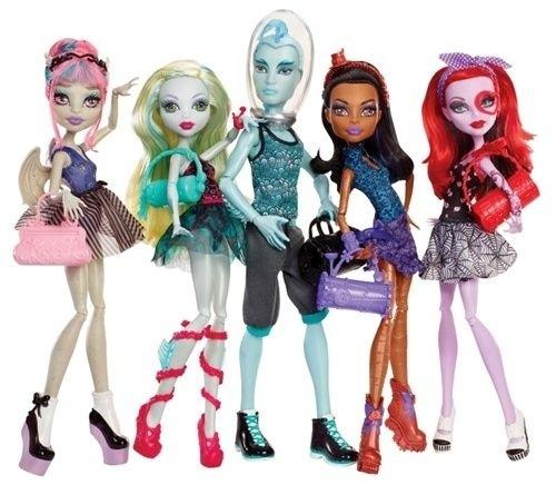 Есть ли в турции куклы монстер хай фото 163-590