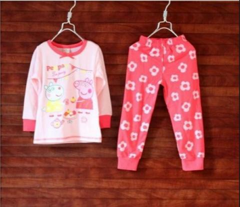 купить пижаму со свинкой пеппой в интернет магазине