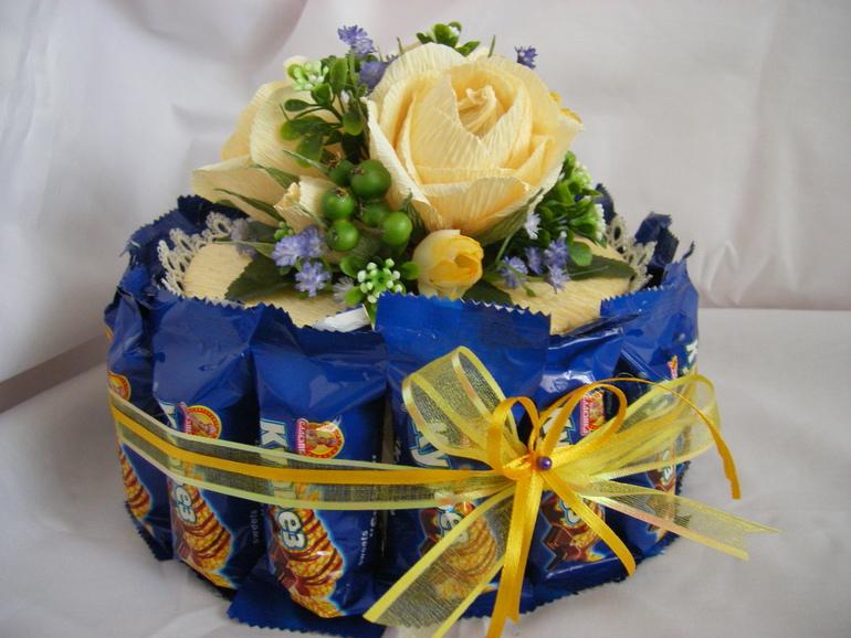Тортики-шкатулочки