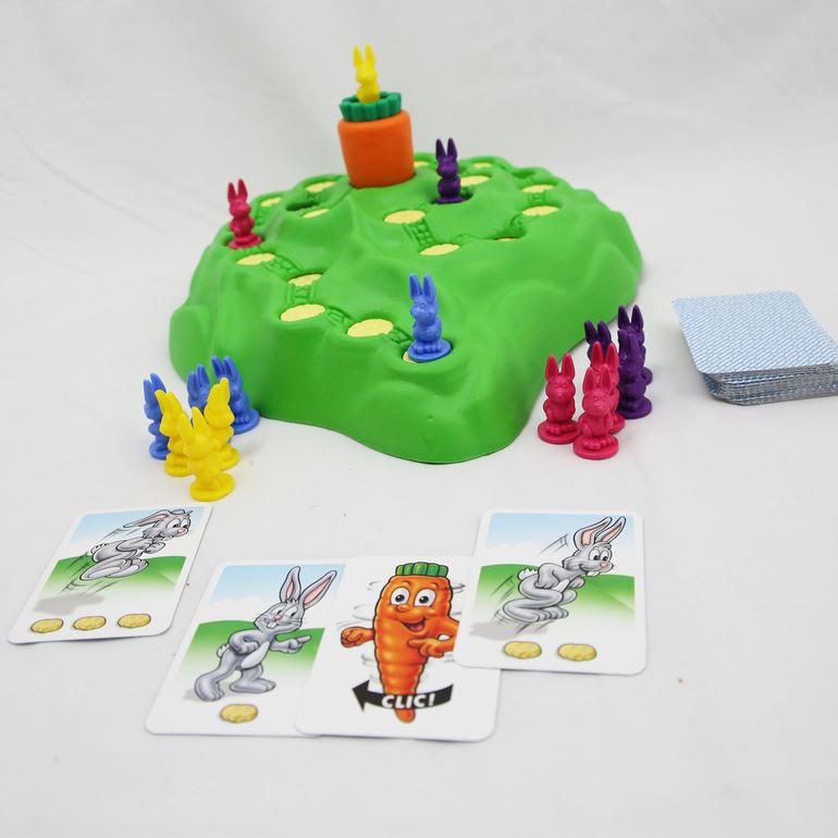 Настольная игра Выдерни Морковку - обзор, отзывы