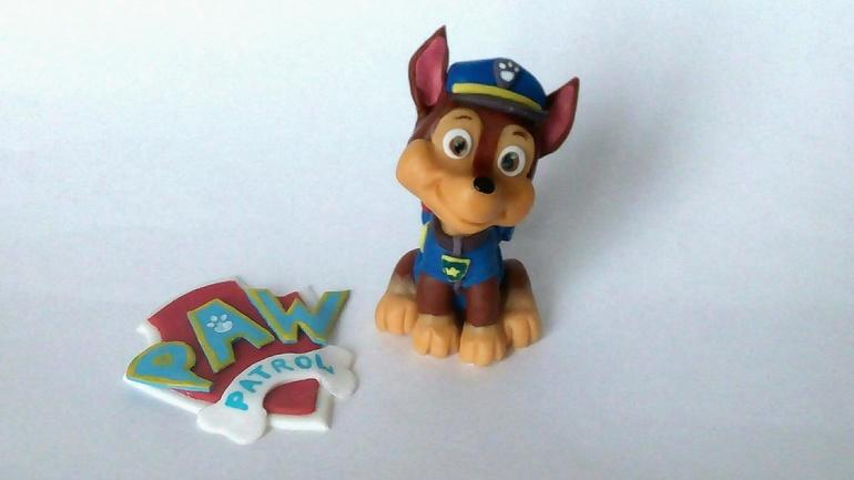 Как сделать щенячьи патруль