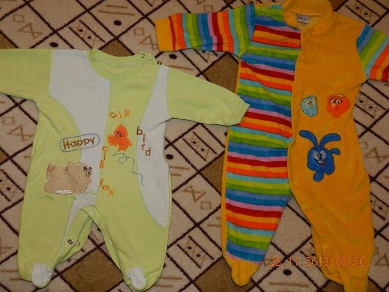 одежда от рождения и старше