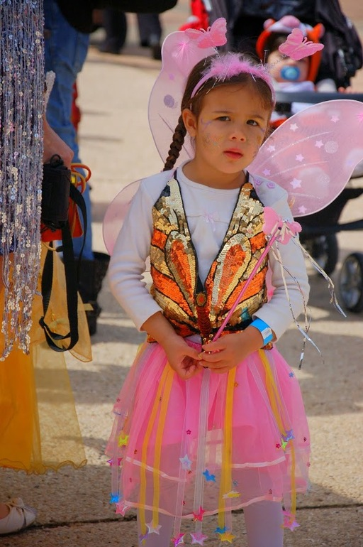 карнавал у нас был :)