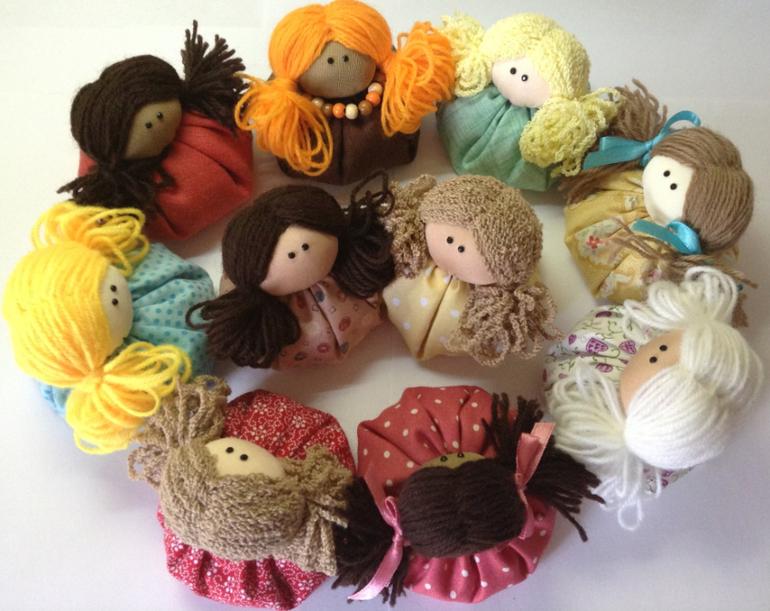 Как сшить куклу зерновушку своими руками выкройки