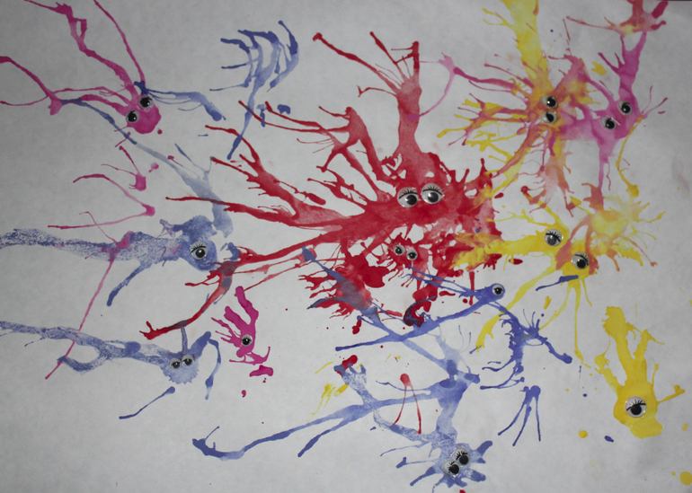Как сделать рисунки