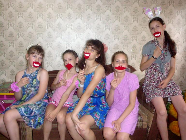 День девочек конкурсы