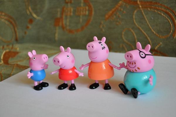 окей google мультик свинка пеппа