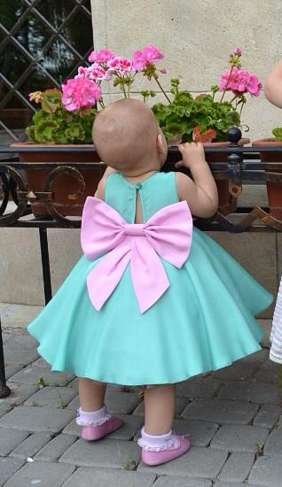 Пышные платья на девочку 1 годик