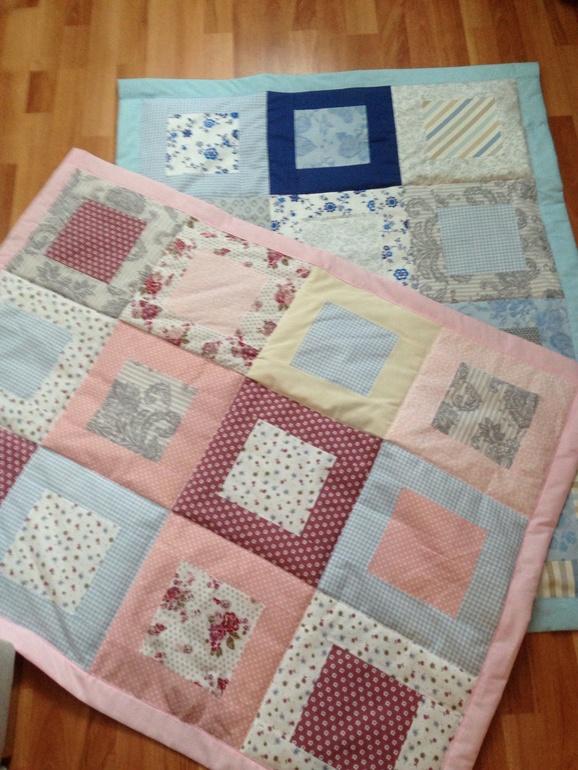 Как сшить детское одеяло пэчворк 725