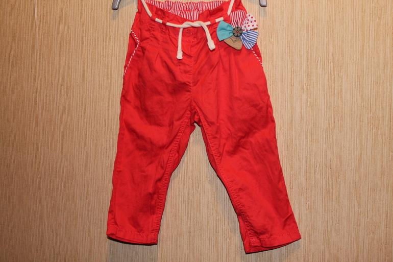 Одежда для девочки новая и б/у на 1 - 1,5 года