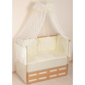 Помогите с выбором комплекта в кроватку :-)