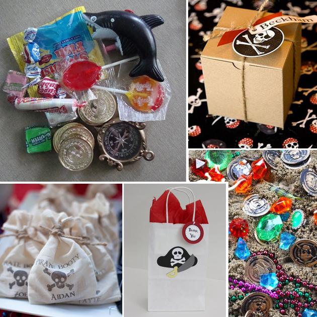 Подарки для вечеринки 33