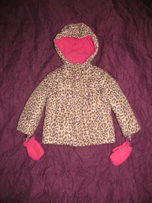 курточка Carter`s размер 3Т.