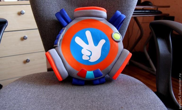 Рюкзак-помогатор фиксики детские рюкзаки эрик краузе