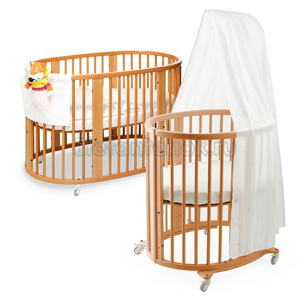 Кровать люлька трансформер