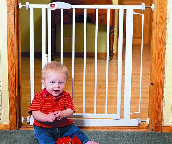 Детские перегородки безопасности своими руками