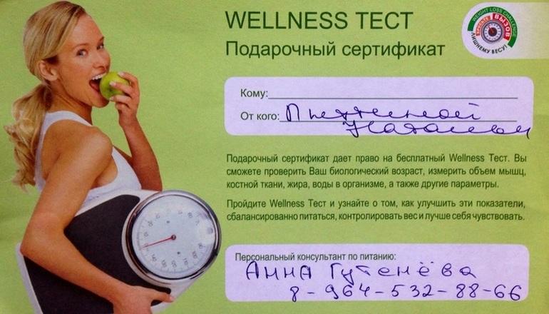 Тест похудения Пройти онлайн тест на похудение