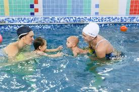 Плавание для детей и взрослых