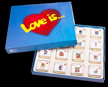 Шоколадные подарочные наборы на день Св. Валентина!!!!!