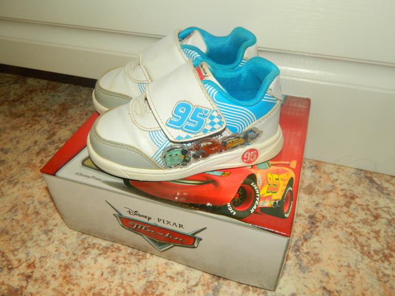 Обувь на осень, лето новая и б/у на мальчика 23-24 р-ры 13,5-14см.