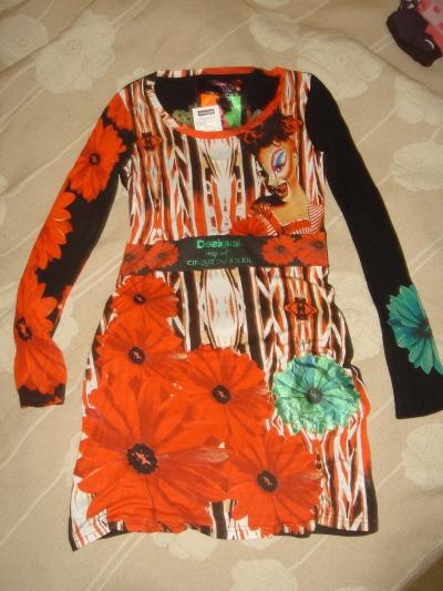 Desigual , р.М - джемпер ,юбка, платья новое и б/у