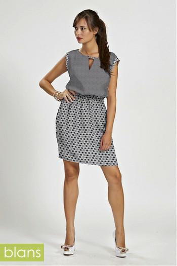 новое.  летнее  платье  Blans  44-46