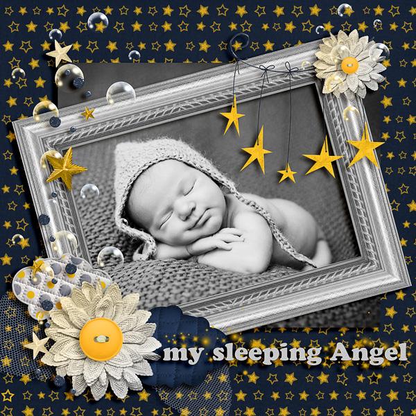 AngelleDesign Bedtime Stories