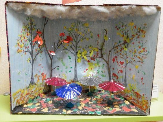 Поделка осень своими руками для детского сада