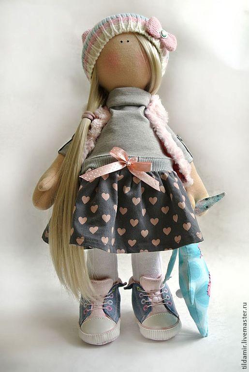 Как сшить куклу большеножку