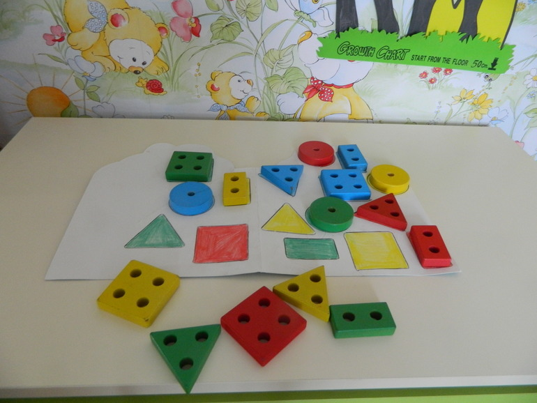 Развивающие игрушки своими руками для детей от 2