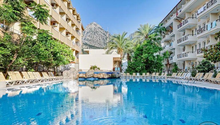 Турция, Кемер. Club Hotel Belpinar 4*