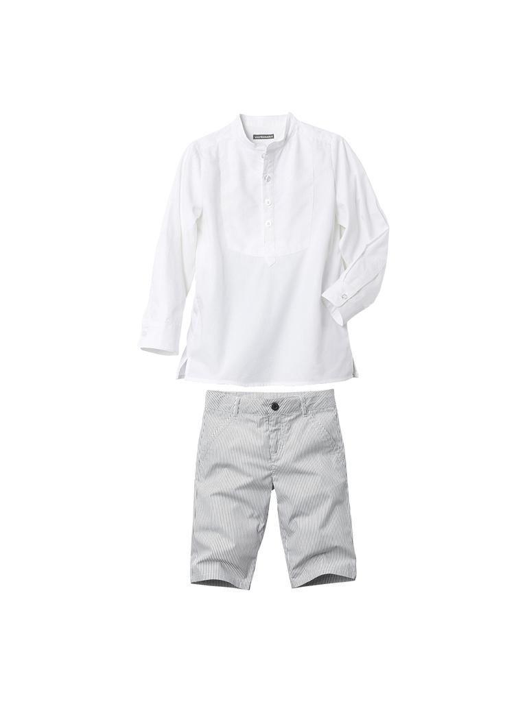 Vertbaudet (Франция)-рубашка