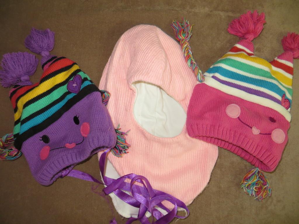 шапки зима-демисезон